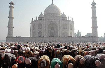 Muçulmanos - TajMahal